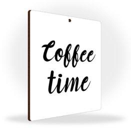 Obrazek napis coffee time