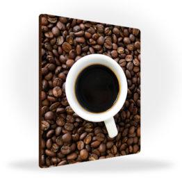 Tabliczka zawieszka kubek kawa