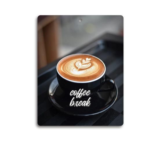 Zawieszki kawa filiżanka tabliczki 3