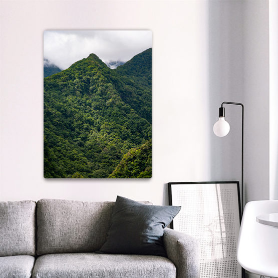 panel góry dekoracja salonu