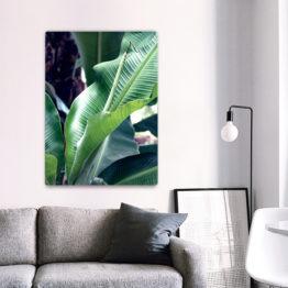 dekoracyjny panel design botaniczny