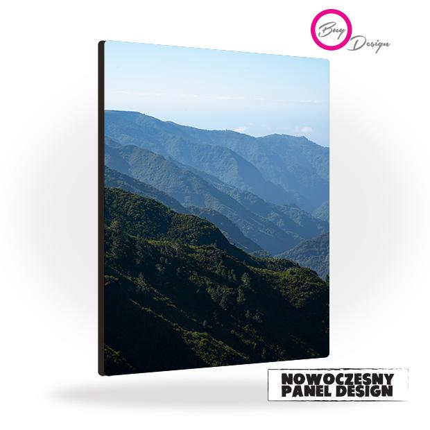 Panel design góry Madera
