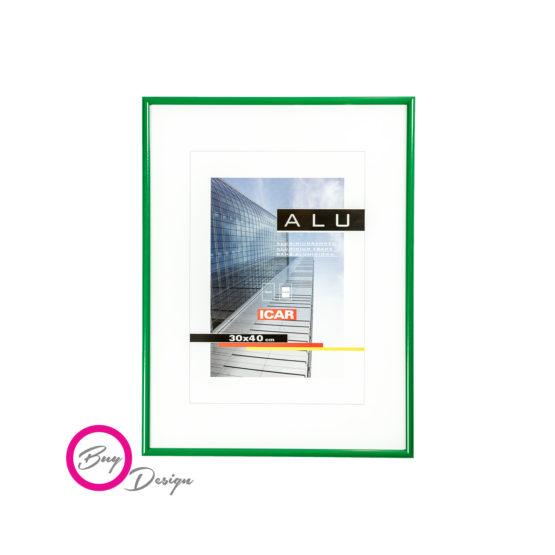 Zielona ramka do grafik i plakatów C 9 30/40