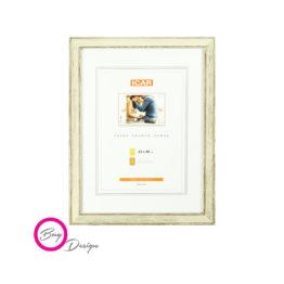 Drewniane ramki na plakat do wnętrz 30/40 jasny brąz - DRL U 01
