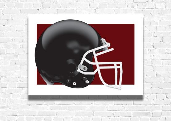 Football plakat sportowy - 9981