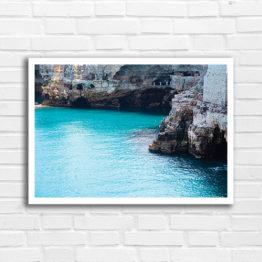 Foto plakat widok na morze - 4011