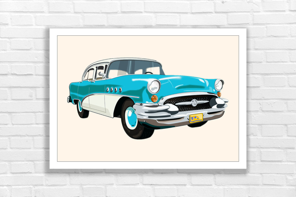 Buick Oldtimer