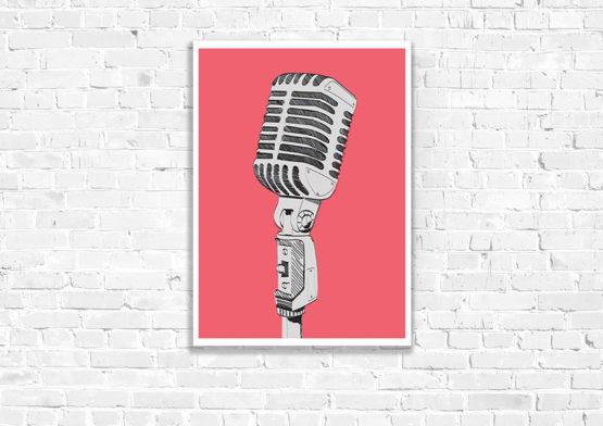 zdjęcie mikrofon