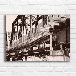 Fotoplakat stary most plakat - 5019