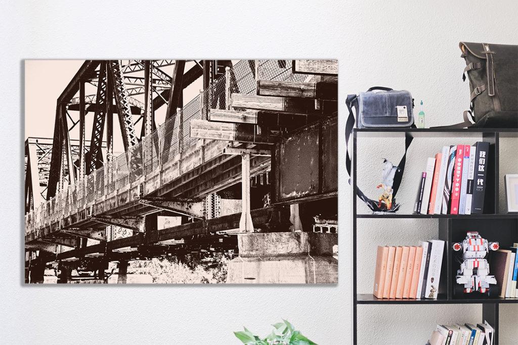 Old Bridge fotoplakat 5019 - Buy Design