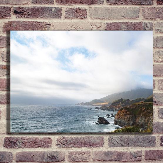 Widok na ocean plakat do pokoju - 5193