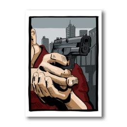 Comics poster shot - 55641 - Buy Design