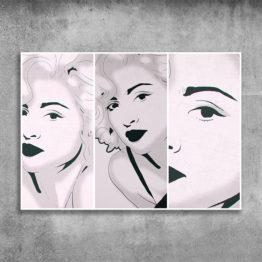 pop art plakat