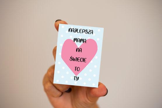 Najlepsza Mama na świecie magnes na lodówkę - 78677 - Buy Design