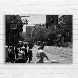 foto plakat miasto