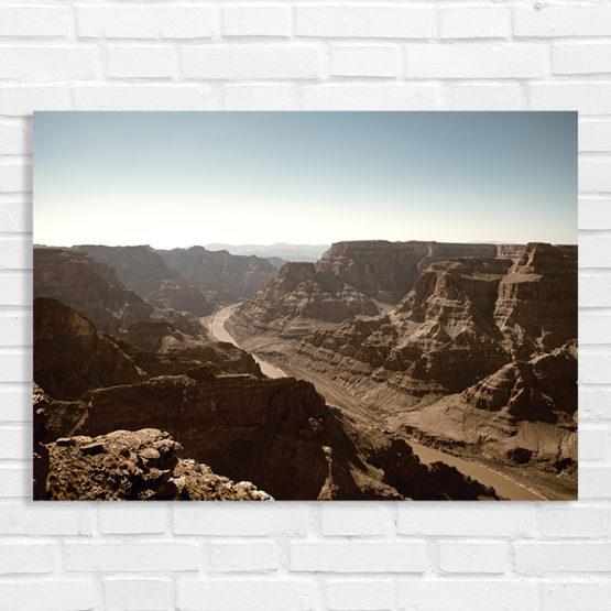 krajobraz plakat