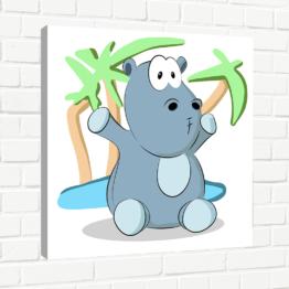 hipopotam obrazek