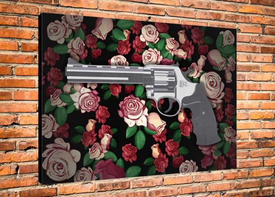 róża obraz