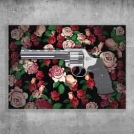 pistolet obraz