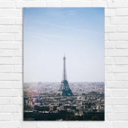 Paryż plakat
