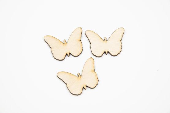 motyle dekoracja