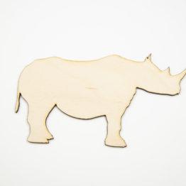 nosorożec na zajęcia plastyczne