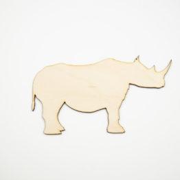 Nosorożec sklejka