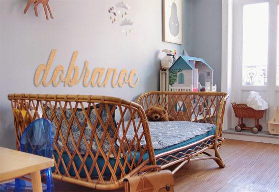 modna dekoracja do pokoju dziecka