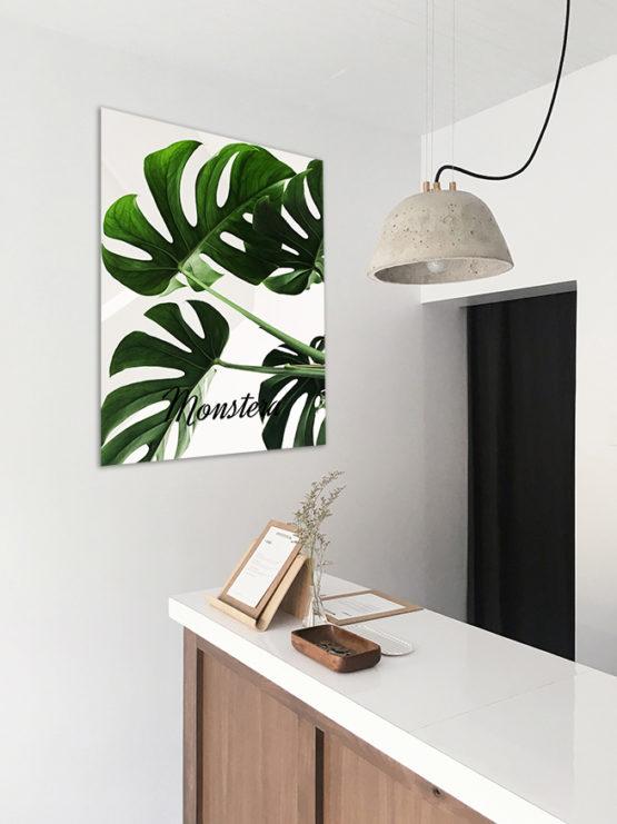 Stylowa dekoracja do biura