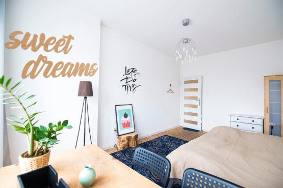 modne mieszkanie