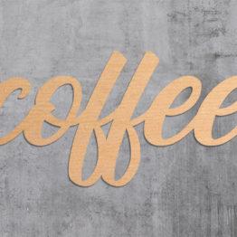 napis kawa