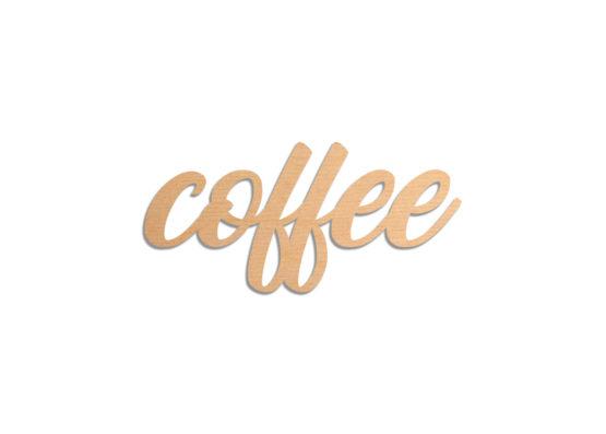 Napis do kawiarni