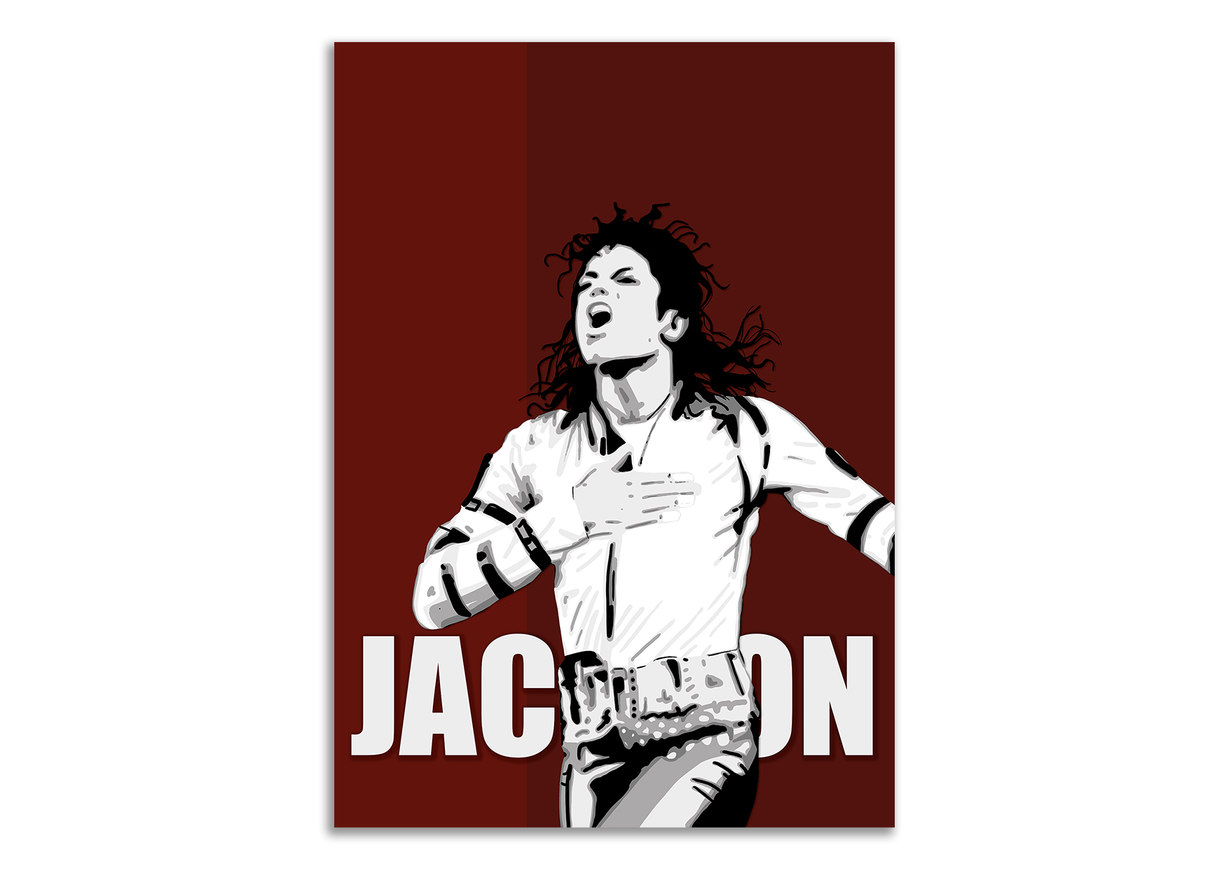 Michael Jackson plakat