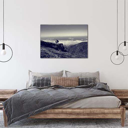 Plakat niebo góry natura 4
