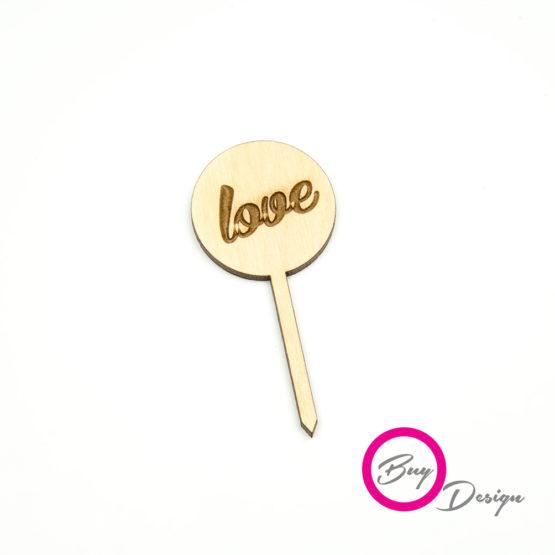 Pik topper love