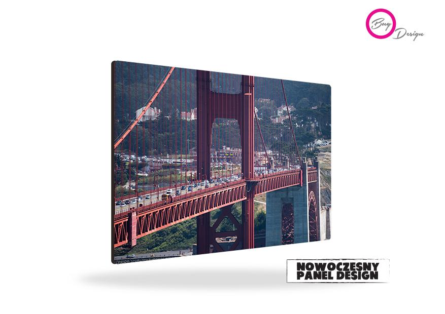 Panel dekoracyjny do mieszkania Golden Gate