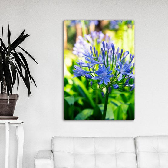 obraz z kwiatami do mieszkania