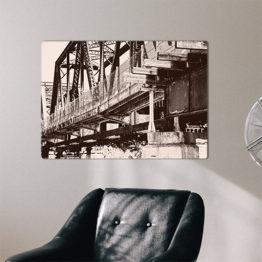 stary most obraz typu panel design