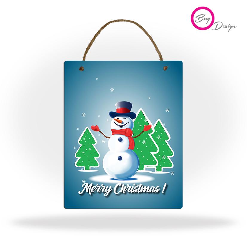 Dekoracja świąteczna tabliczka