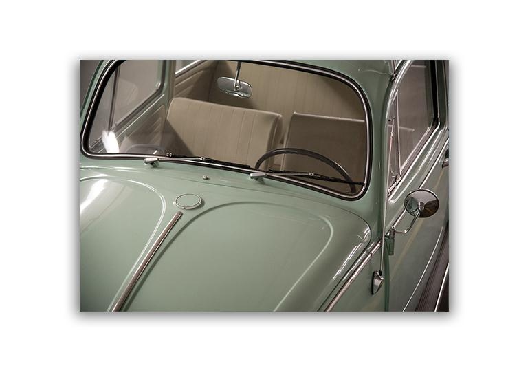 VW Garbus kultowy samochód retro