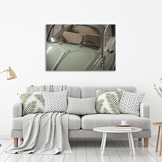 plakat motoryzacyjny Volkswagen Garbus