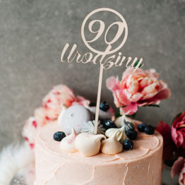 Toppery 90 urodziny