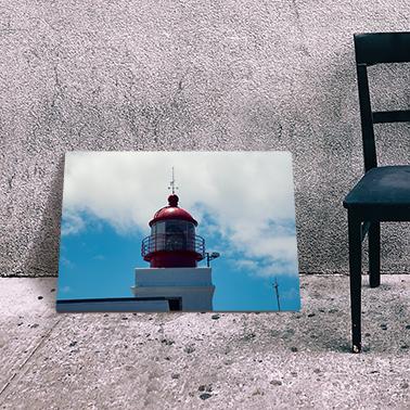 obraz do mieszkania latarnia morska