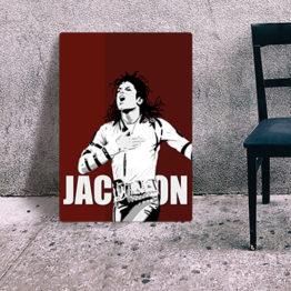 plakat Michael Jackson dekoracja