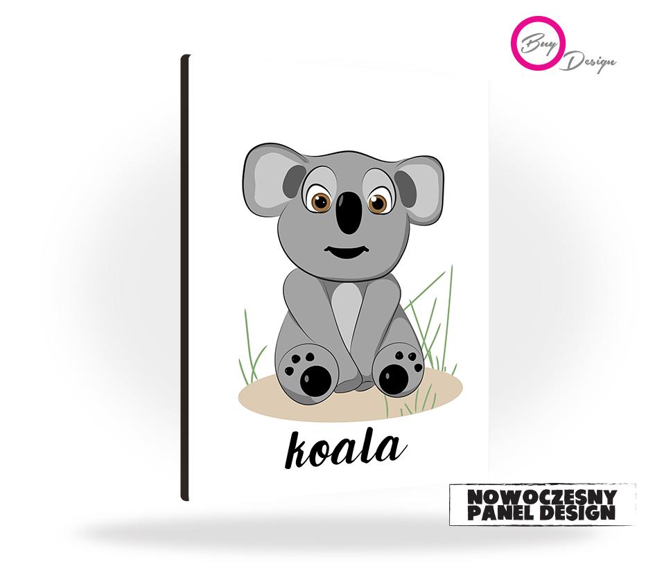 Miś koala do pokoju dziecięcego