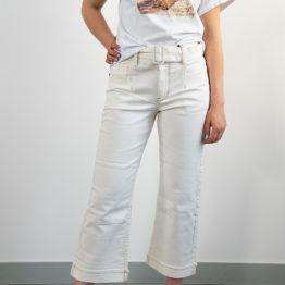 spodnie szeroka nogawka
