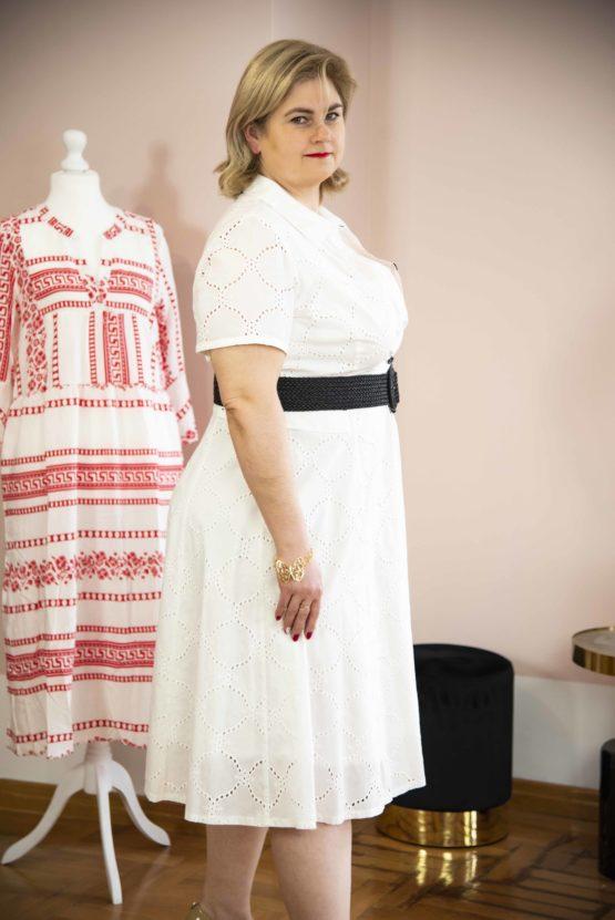 Sukienka midi Hestia