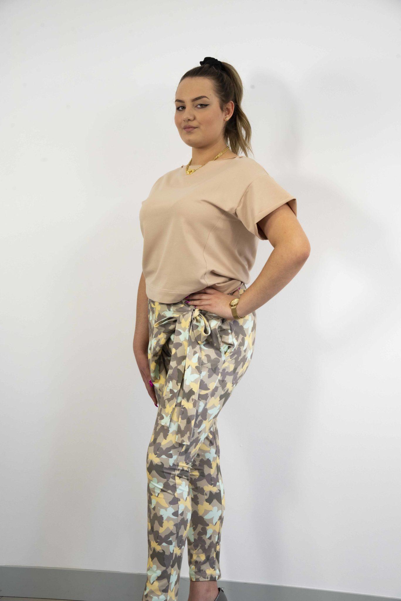 spodnie dresowe wzory