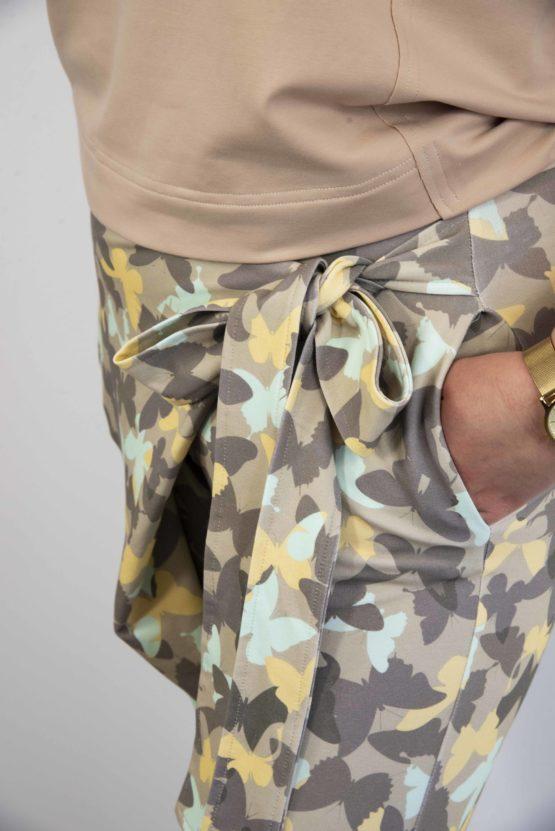 ciekawe spodnie dresowe
