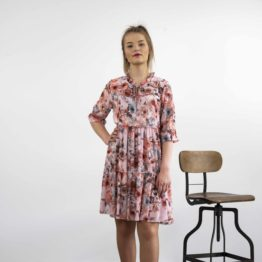 Kwiecista Sukienka mini Nete